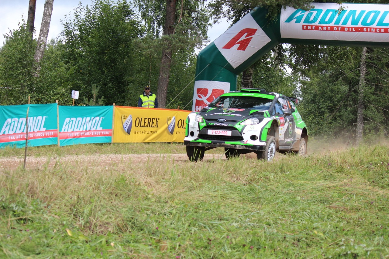 Rally Estonia 2013 Foto autor autonet.ee