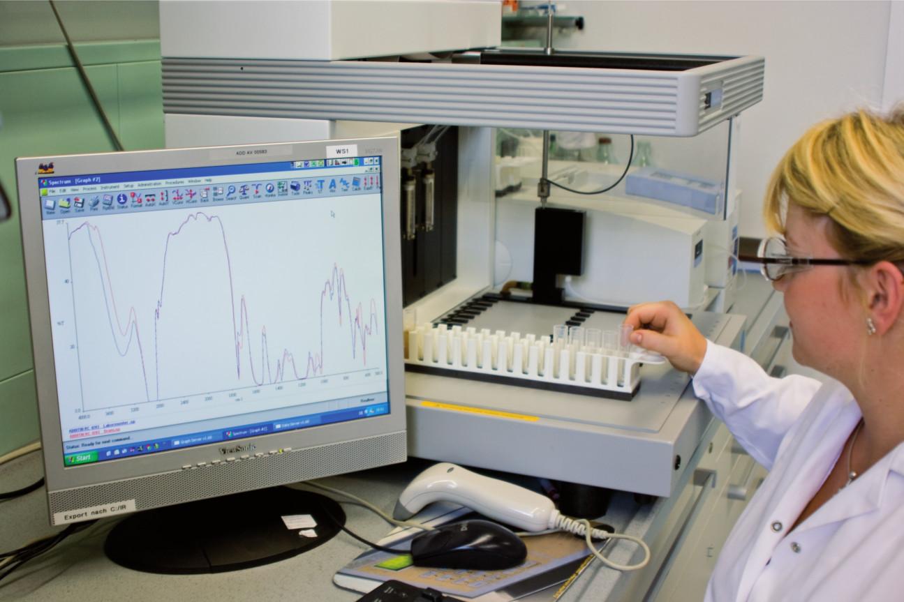 Määrdeainete laboratoorne analüüs