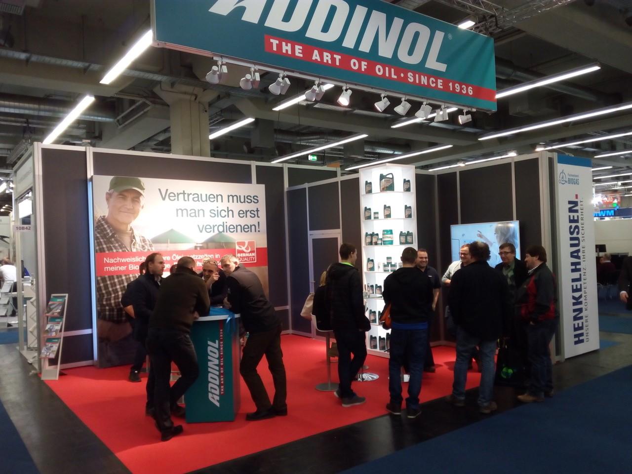 Biogas Addinol